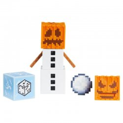 Minecraft, Snow Golem Comic Maker Figure